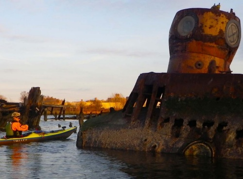Yellow Submarine, November 2010