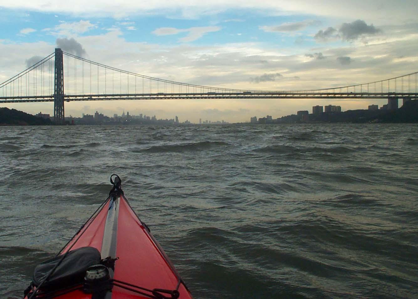See Kayaking Jersey Island