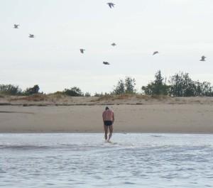Longest Sandy Beach In Uk