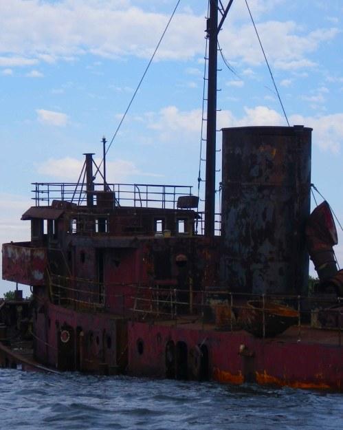High Tide Staten Island Tottenville