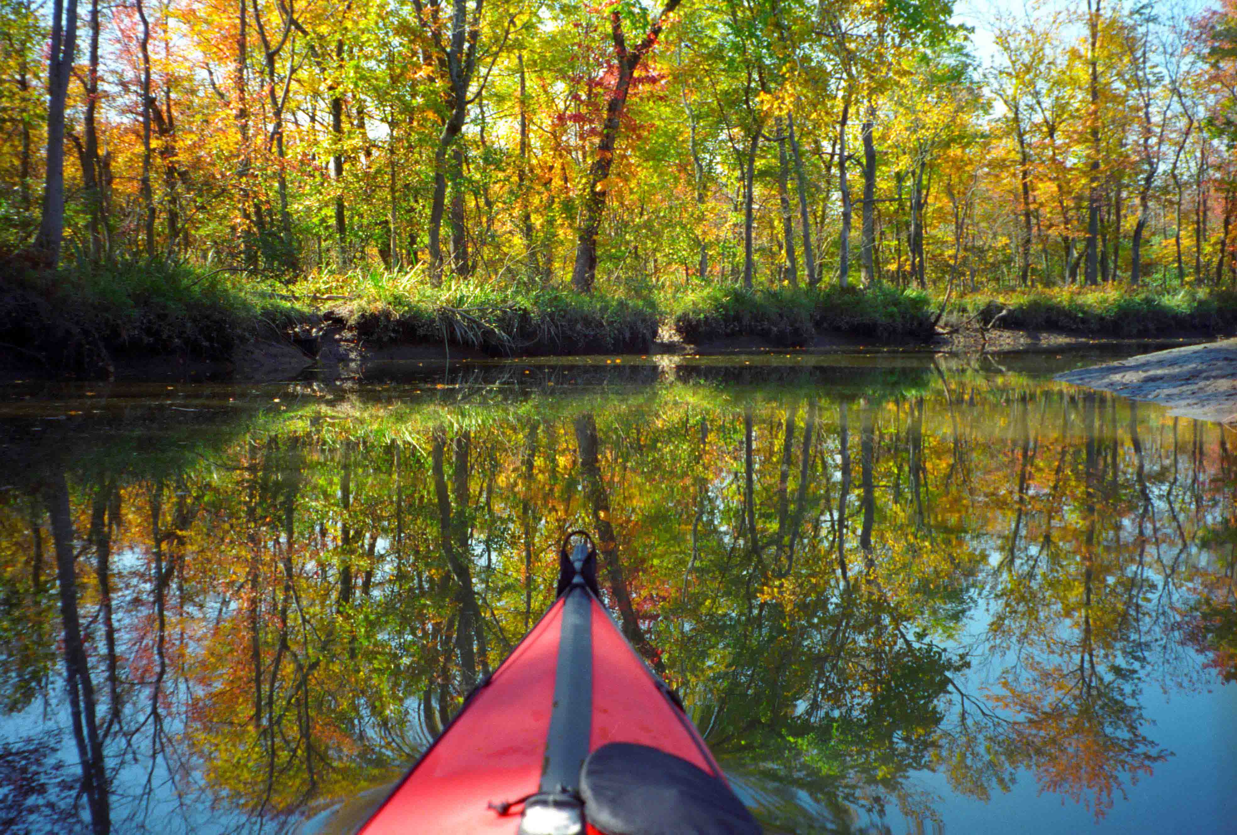 albany and new york city offers a number of kayak camping spots but