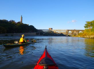Up the Harlem River