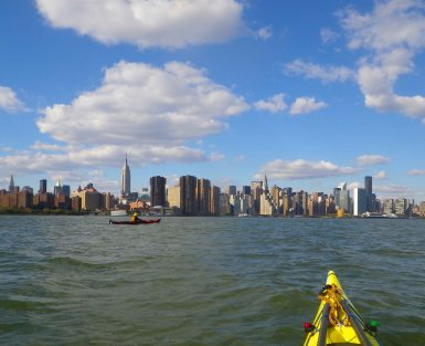 Midtown Manhattan from the East River