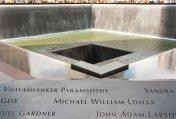 April: We visit the 9/11 Memorial, Manhattan