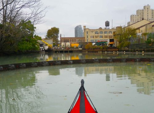 End of the Gowanus Canal