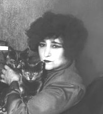 Colette in her later years