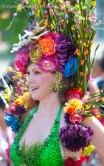 Floral diva