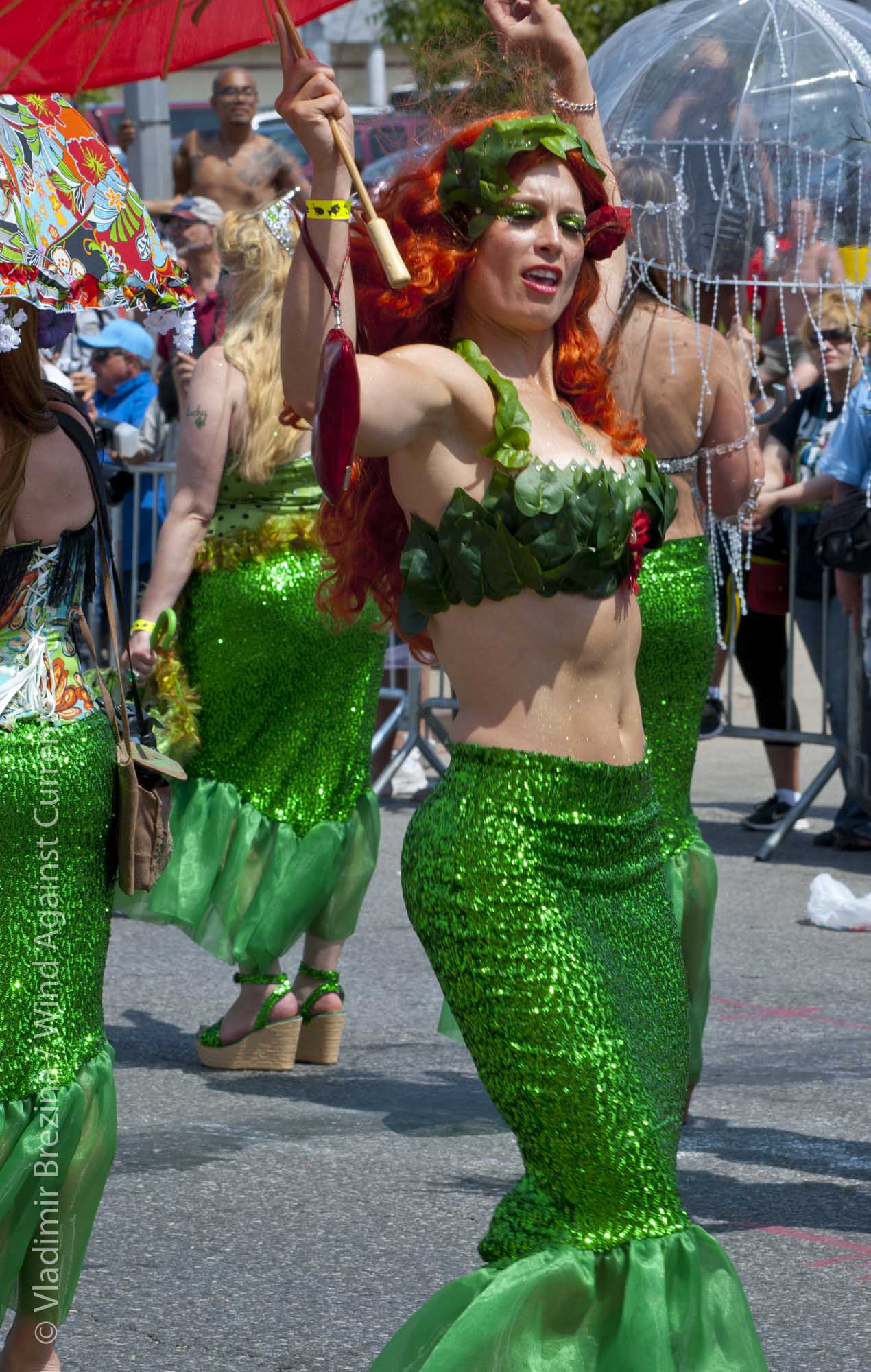 Mermaidparade