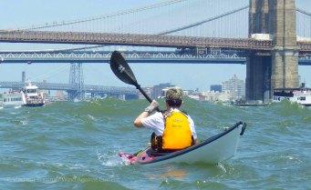 Some of the Manhattan bridges
