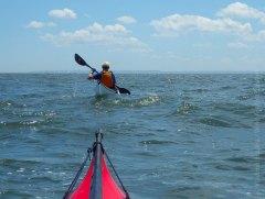 That open water feeling