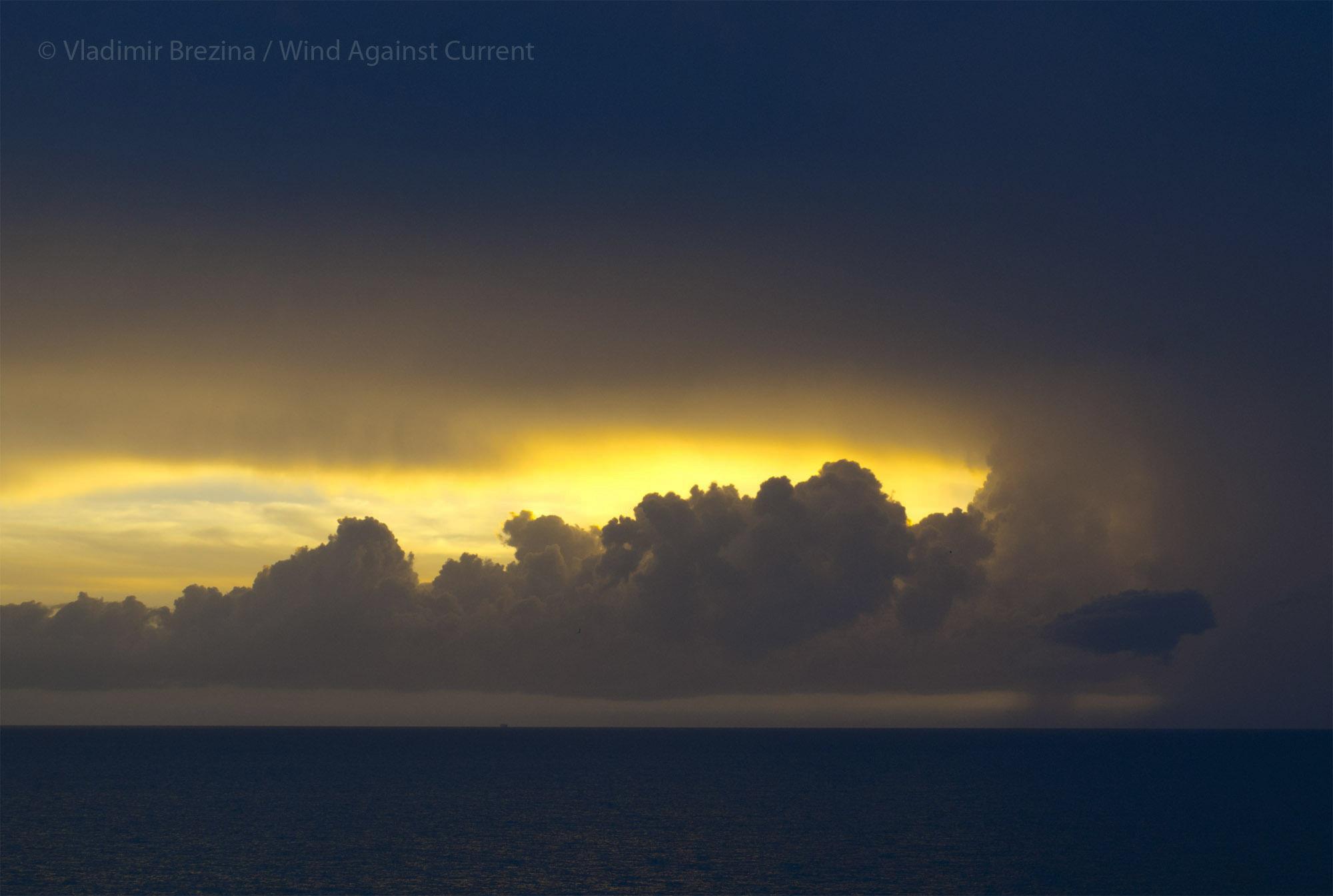 Seen from st pete beach florida august 2013