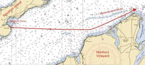 Vineyard Sound shoals