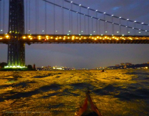George Washington Bridge nocturne