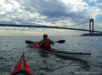 Under the Verrazano-Narrows Bridge