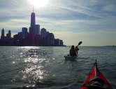 ... and paddle down to Hudson