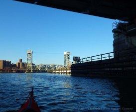 Under the Third Avenue Bridge