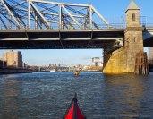 Under the Madison Avenue Bridge