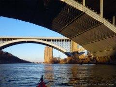 Alexander Hamilton Bridge and Washington Bridge