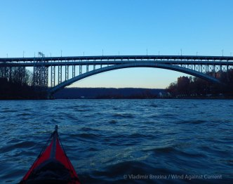 The Henry Hudson Bridge