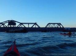 And finally the Spuyten Duyvil Bridge