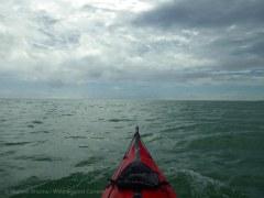 Off across Florida Bay