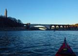 The three mid-Harlem bridges