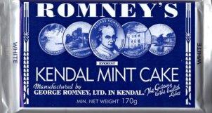 Romney's Kendal Mint Cake