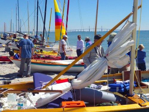 Sailing machines