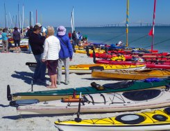 Kayak row again