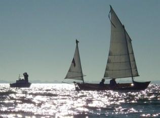 Approaching Anna Maria Island