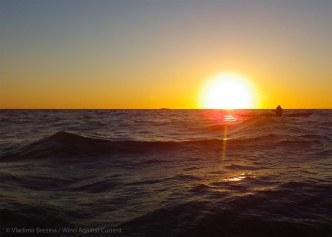 Sunset soon