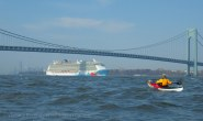 It's the Norwegian Breakaway