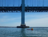 Under Throgs Neck Bridge