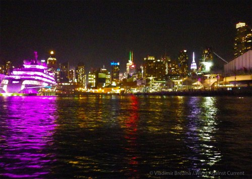 Midtown Manhattan illuminations