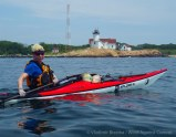 Day 3: We paddle around Cape Ann once more, in the opposite direction