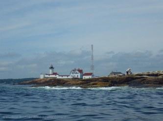Eastern Point Lighthouse again