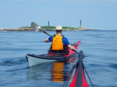 ... toward Thacher Island