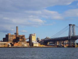 Toward the Williamsburg Bridge