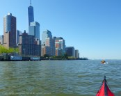 ... and paddle down the Hudson