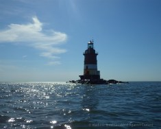 Romer Shoal Light once more