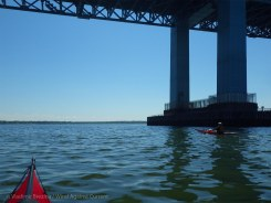 Under the Throgs Neck Bridge