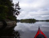 30. Back down the Kennebec River