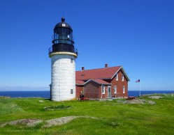 37. Seguin Island Light