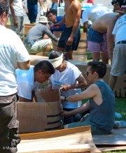 Cardboard-kayak-race-1