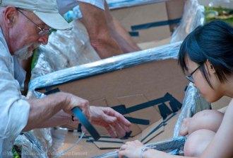 Cardboard-kayak-race-15
