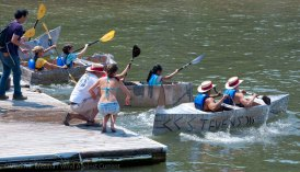 Cardboard-kayak-race-49