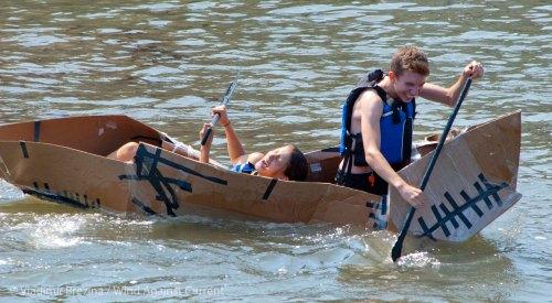 A folding kayak!