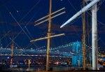 Brooklyn Bridge at the blue hour