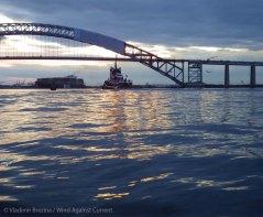 Staten Island circumnavigation 99