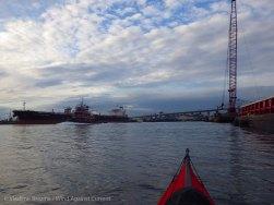 Staten Island circumnavigation 72
